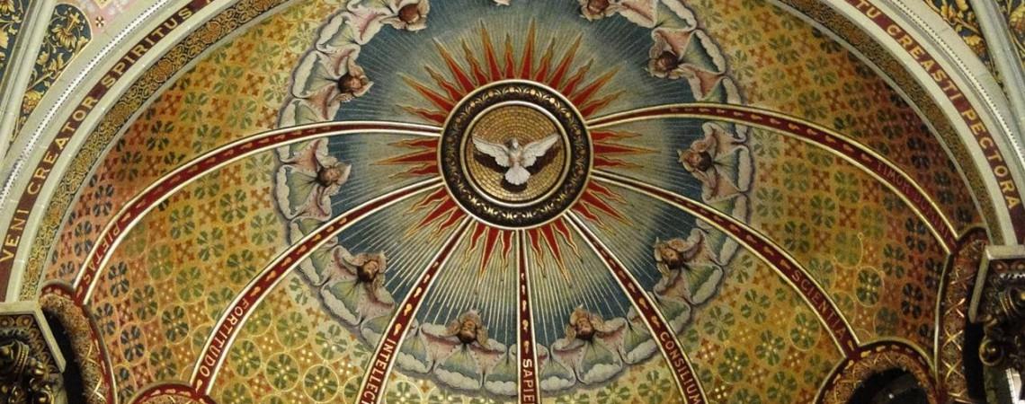 Primera Basílica dedicada al Espíritu Santo en Latinoamérica