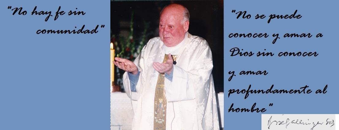 A nuestro querido P. José :