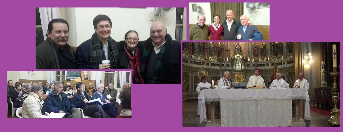 Visita pastoral de Mons. Giorgi