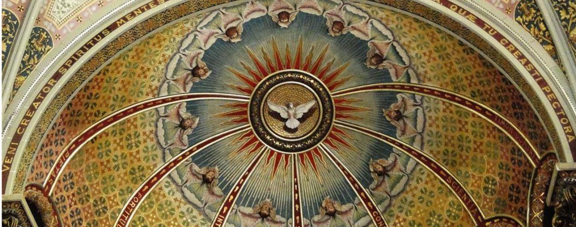 Empieza a novena de PENTECOSTÉS…